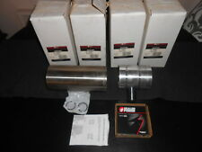 4X PERKINS / CATERPILLAR  3.9L Sealed power SL-2487. Sleeve Piston and Rings