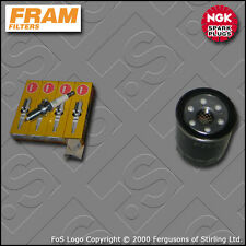 SERVICE KIT for HONDA ACCORD 2.0 I-VTEC FRAM OIL FILTER PLUGS CL7 CM1 2003-2008