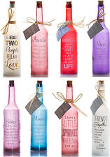 Starlight Light Up Bottle Sister Mum Friend Nan 18 Wedding Unicorn Auntie Niece