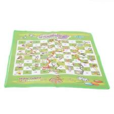 Snakes and Ladders Traditional Childrens Board Game Family Fun New Kids Toy J