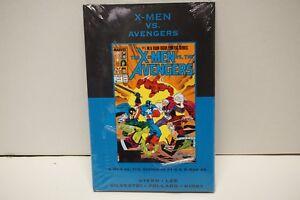 X-Men Vs. Avengers Hardcover Book - Premiere Classic - Volume #35