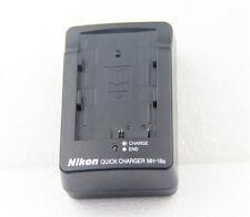 Genuine Original Nikon MH-18a MH-18 EN-EL3a EN-EL3e Battery Charger for D70 D50