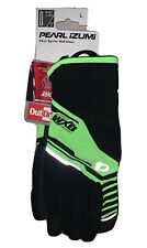 Pearl Izumi PRO Barrier WxB Gloves Cycling Men's Large Black Brand New NWT