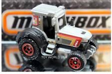 2018 Matchbox #44 MBX Construction Tractor