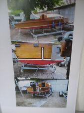 Segel Kajüt Boot mit Motor 3,5 Ps 4 Tackt Motor Mercury Traler & Plane, Anker