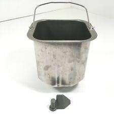 Welbilt ABM3100 Bread Machine Paddle & Baking Pan Original Replacement