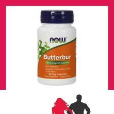 NOW Foods - Butterbur - 60 vcaps