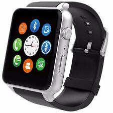 Waterproof GT88 Bluetooth Smart Watch Heart Rate Monitor For Samsung iPhone LG