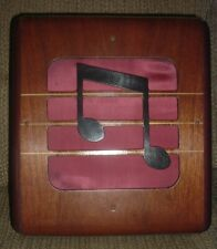 New ListingVintage Wooden Jukebox Wall Speaker Wurlitzer Rockola Seeburg Ami