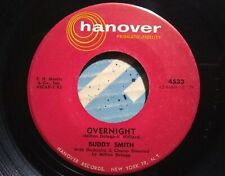 Buddy Smith - Overnight / Tennessee - Hanover 4533