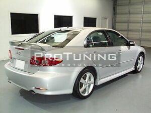 For Mazda 6 GG1 Sedan HB Rear Boot Trunk Spoiler Wing