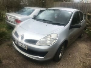 2007 Renault Clio 1.2 Petrol FOR BREAKING CHEAP PARTS