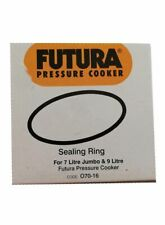 Futura Sealing Ring For 7 Ltr Jumbo To 9 Ltr Pressure Cooker O70-16 3Pc By DHL