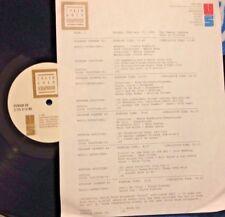 RADIO SHOW: 2/27/89 TOP 20 JUKEBOX! STEPPENWOLF, CHUCK BERRY, BOBBY DARIN, ELVIS
