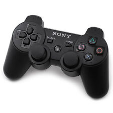 2 x Ps3 Controller Sony Dual-shock Wireless Controller W/ 3 x Games- PS3 Bundle