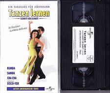 VHS Tanzen lernen - Schritt für Schritt - Latein-Amerikanische Tänze - Rumba