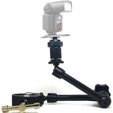 "11"" Articulating Magic Arm/Super Crab Clamp Plier Clip for Camera Monitor LCD MT"