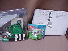 Lego 3412 Point Shooting Soccer 100% Complete Inventory & Instructions-No box