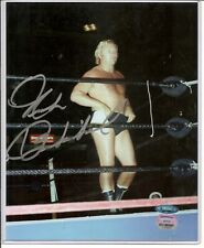 Nick Bockwinkel Autograph Signed 8x10 Photo TriStar Mounted Memories Holograms