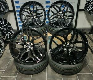 """22"""" INCH RANGE ROVER SPORT / VOGUE /DISCOVERY 508 STYLE NEW ALLOY WHEELS & TYRES"""