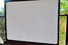 "Vintage Da-Lite Versatol Tripod Base Retractable Projection Screen 30 X 40"""