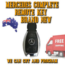 Mercedes Genuine Replacement Key - We Can Cut And Program - Free Postage