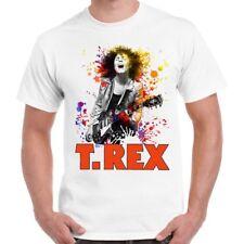 T.Rex Rock Band Marc Bolan Retro T Shirt 1024