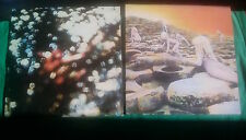 Lot Led Zeppelin House of the Holy Pink Floyd Obscured by Clouds Record LP Vinyl
