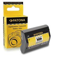 Batteria EN-EL4 EN-EL4a per Nikon D2H D2Hs D2X D2Xs D3 D3s D3X F6 patona