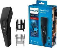 Philips maquina cortapelo HC3505/15 HAIRCLIPP Acero Inoxidable,Corriente alterna