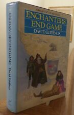 David Eddings Enchanters' End Game Hardback 1st Edition