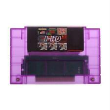 110 in 1 Game Cartridge Console NTSC-U/C CA English For Super Nintendo SNES