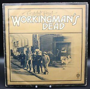 The Grateful Dead – Workingman's Dead -Warner Bros. WS 1869 - Vinyl LP OIS,1st