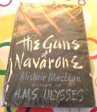1957 - The Guns of Navarone - Alistair Maclean - First Edition