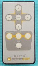 D-Link SECURICAM DCS-5300G Remote Control ++FREE SHIP!