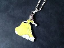 Girls Beauty and the Beast Necklace Party Bags/Gifts