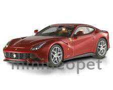 HOT WHEELS ELITE X5499 FERRARI F12 BERLINETTA SUPERCAR 1/43 DIECAST RED