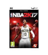 Videojuegos baloncestos PAL PC