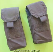 2-NEW USMC 5.56 / .223 DOUBLE MAG POUCH, AUTHENTIC USMC SURPLUS, FREE SHIPPING