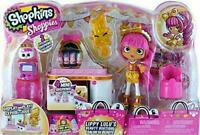 NEW SHOPKIINS Lippy Lulu's Beauty Boutique Play Set Shoppies