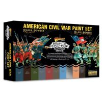 Warlord Games Black Powder: American Civil War Paint Set