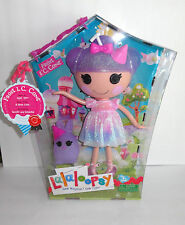 New Lalaloopsy FROST IC CONE Full Size Doll Pet Purple Pink
