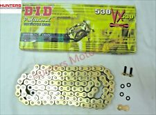 530 x 110 DID Gold X-Ring Heavy Duty Chain (530VXGB110)