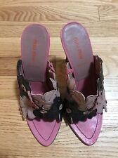 Authentic Miu Miu shoes Size 38