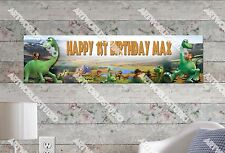 Personalized/Customized The Good Dinosaurs Name Poster Wall Decoration Banner