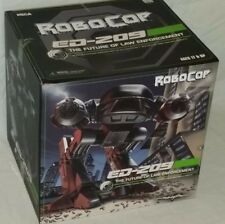NECA ROBOCOP cult movie ED 209 Future Law Enforcement DELUXE ROBOT action figure