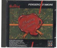 FLASHBACK  PENSIERO D'AMORE MAL PAVONE PRAVO MICHELE VANONI ROSY BINDI CD  F.C.