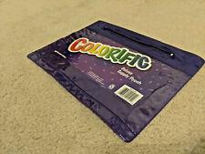 Purple Sanford Binder Supply Pouch