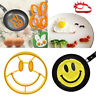 Moule silicone OEUF, pancake emoji, dessin outil pour cuisson