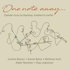 ONE NOTE AWAY [CD]
